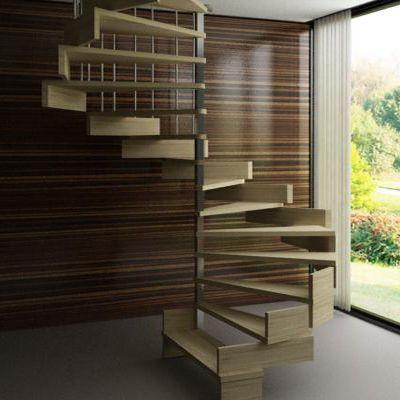 Affordable Spiral Staircase Services